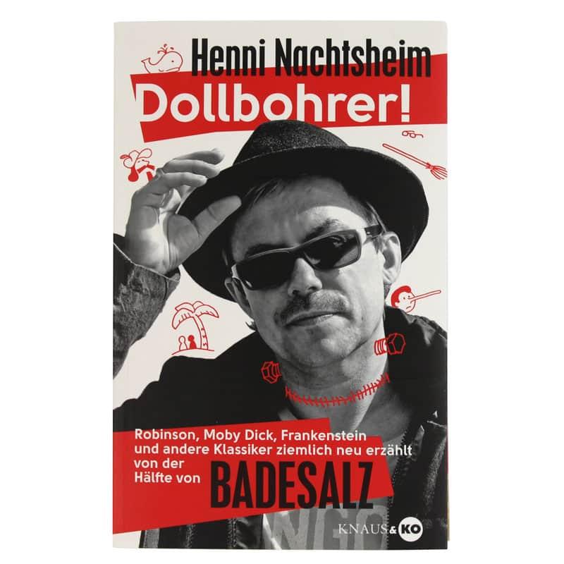Dollbohrer! – das Buch