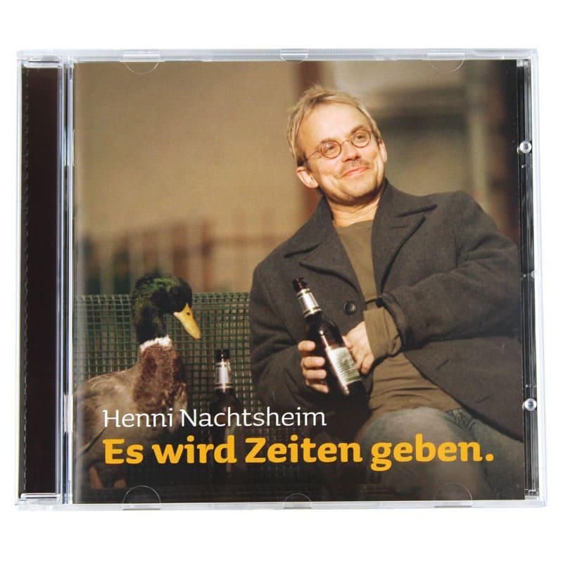 Henni + Band - Es wird Zeiten geben (CD)