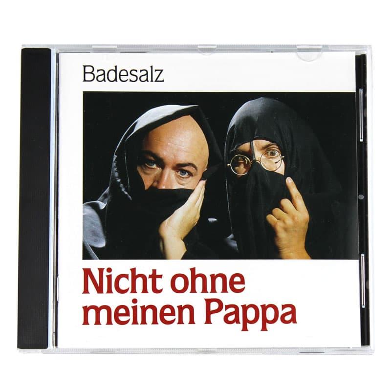 Nicht ohne meinen Papa (CD)