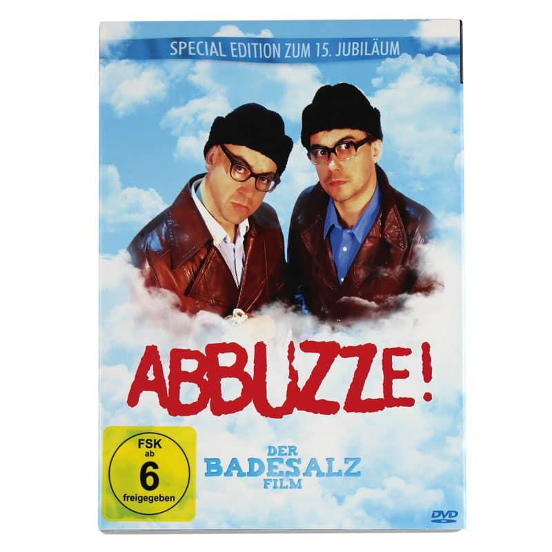 Abbuzze – der Badesalzfilm (DVD)