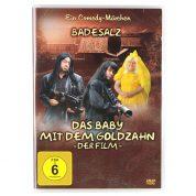 Das Baby mit dem Goldzahn (DVD)