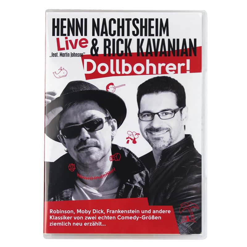 """Live DVD """"Dollbohrer"""""""