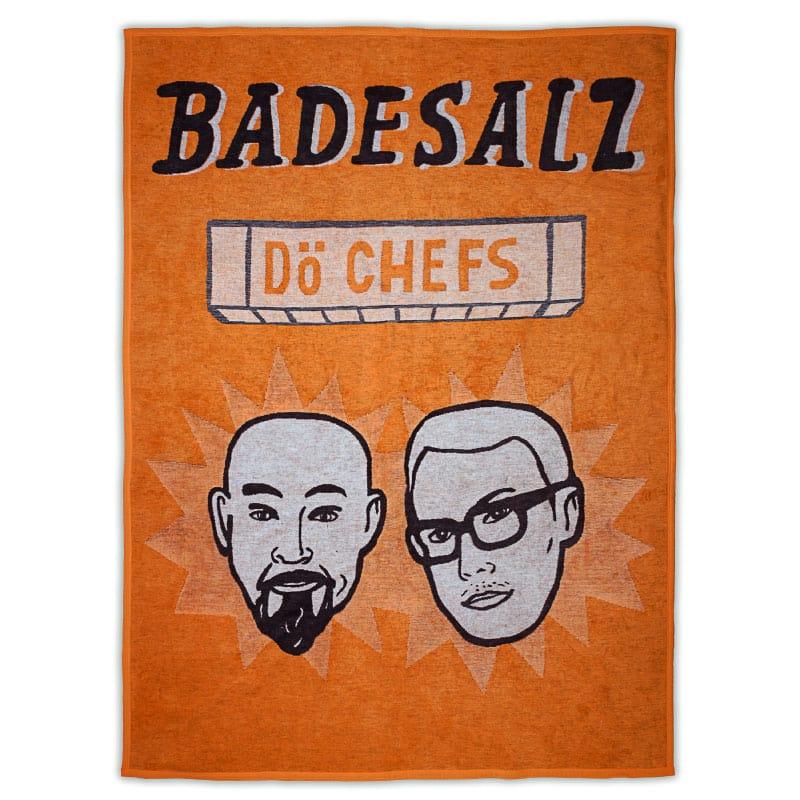 Badesalz-Decke / DöChefs-Kolter