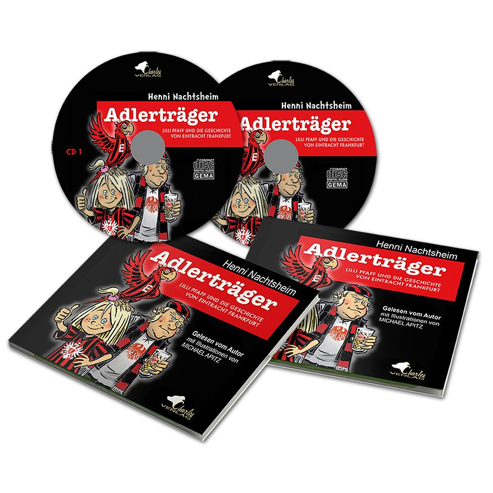 Adlerträger – Das Hörbuch (CD)