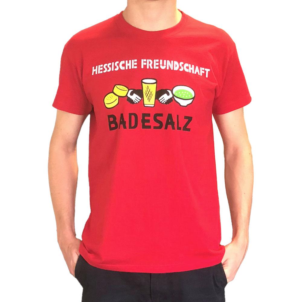 """T-Shirt """"Hessische Freundschaft"""""""