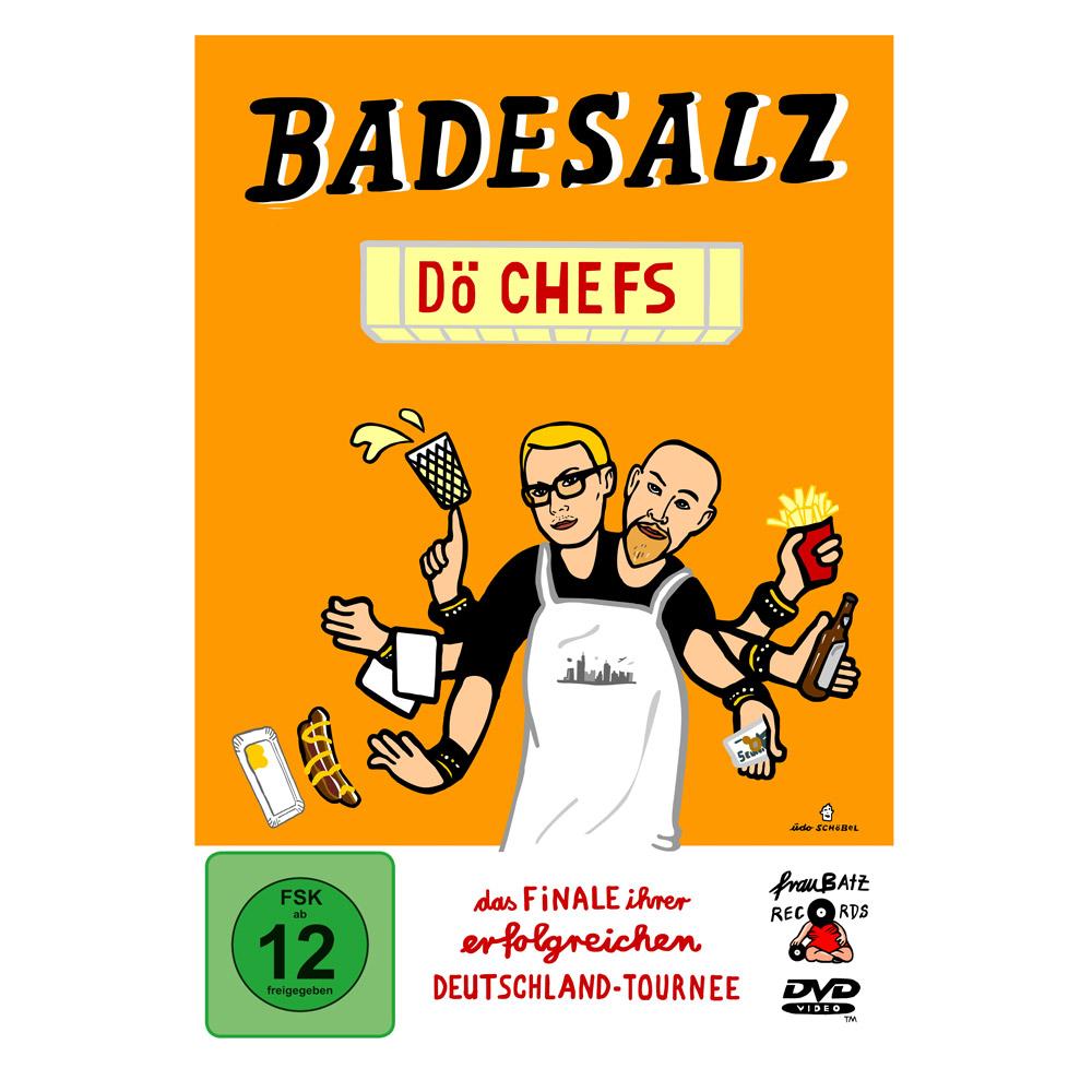 Dö Chefs (DVD)