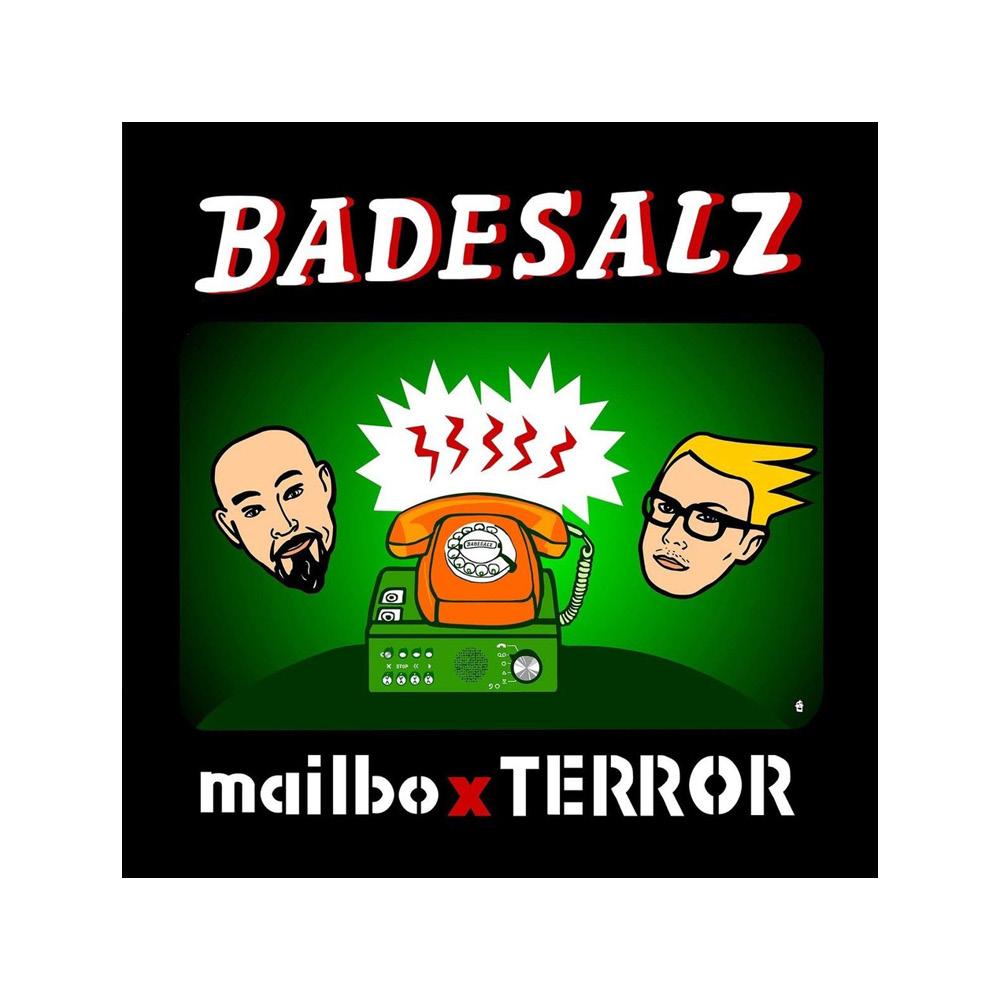 Mailboxterror (CD)